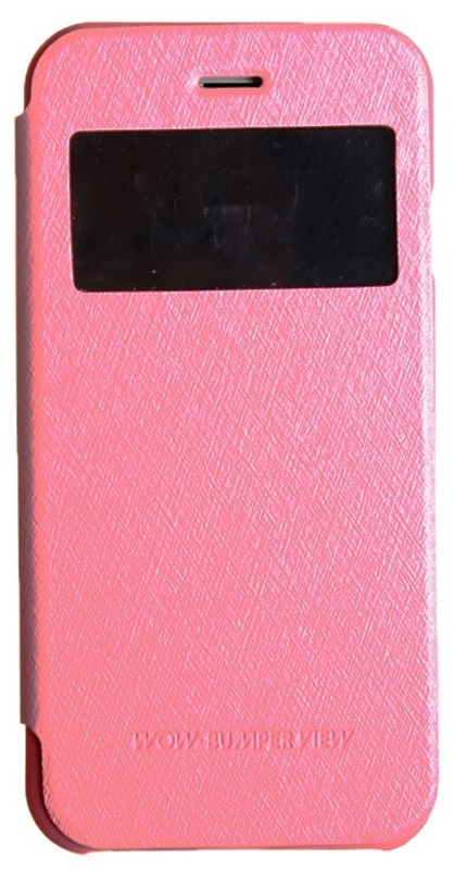 Θήκη WOW Bumper για Samsung Galaxy Note 5, Pink
