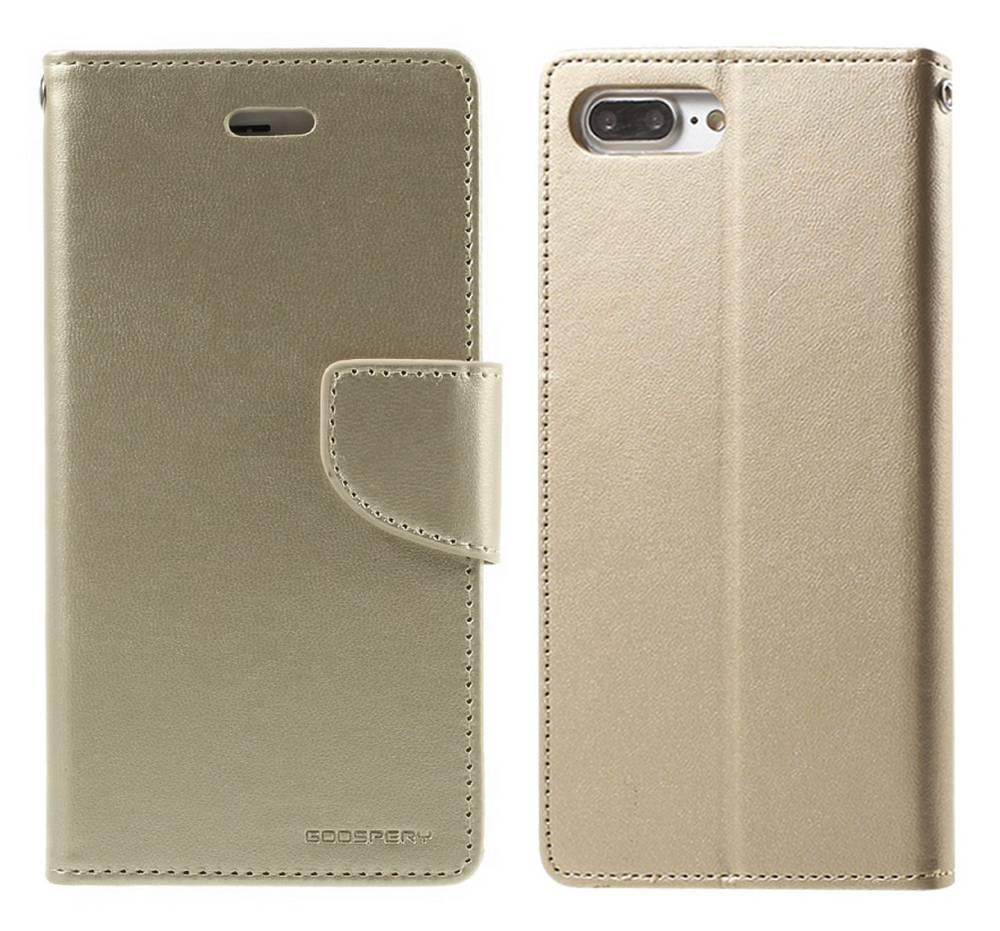 Θήκη Bravo Diary για iPhone 7 Plus, Gold