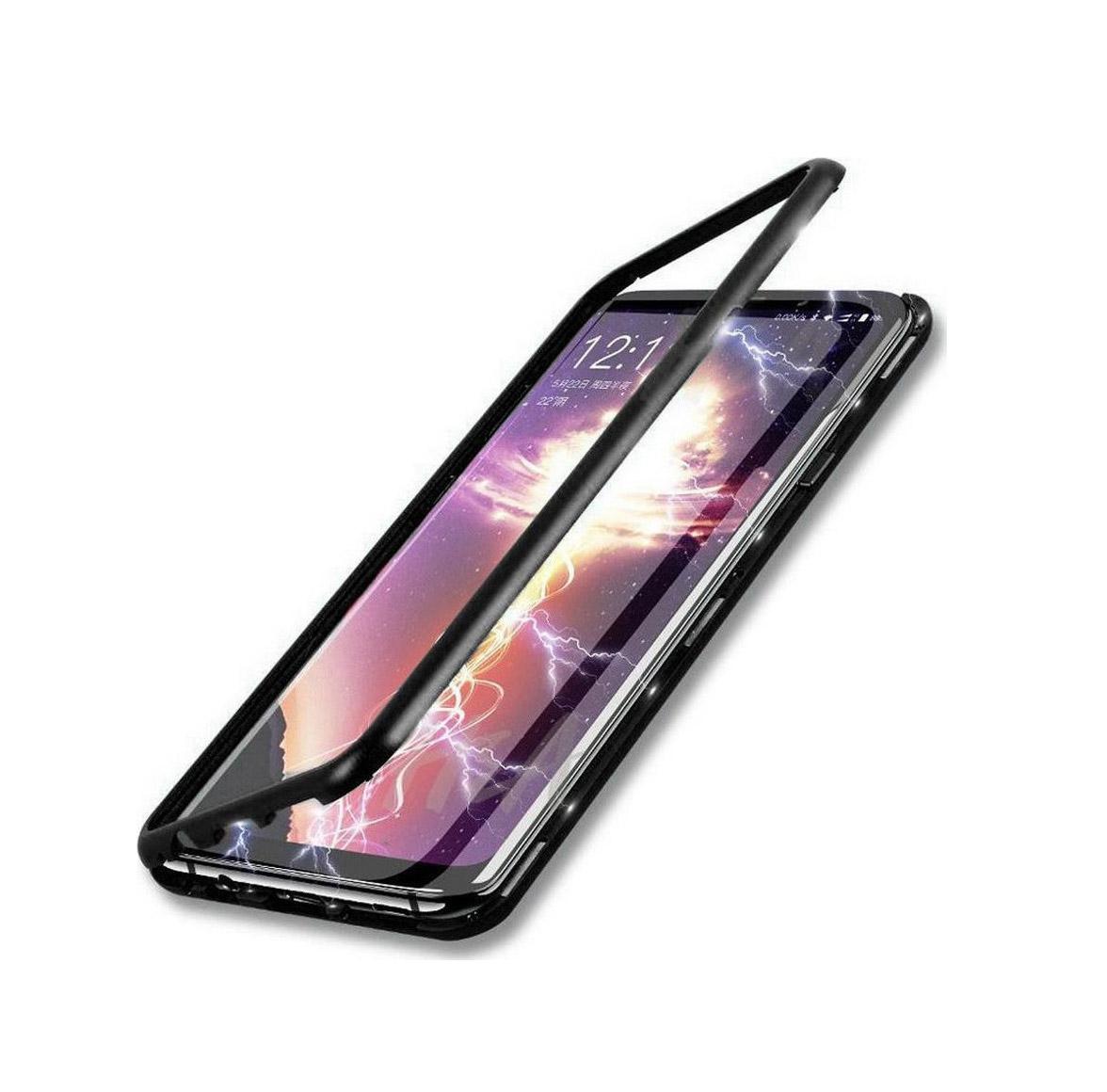 Θήκη Magnetic 360 Case για iPhone XR Black