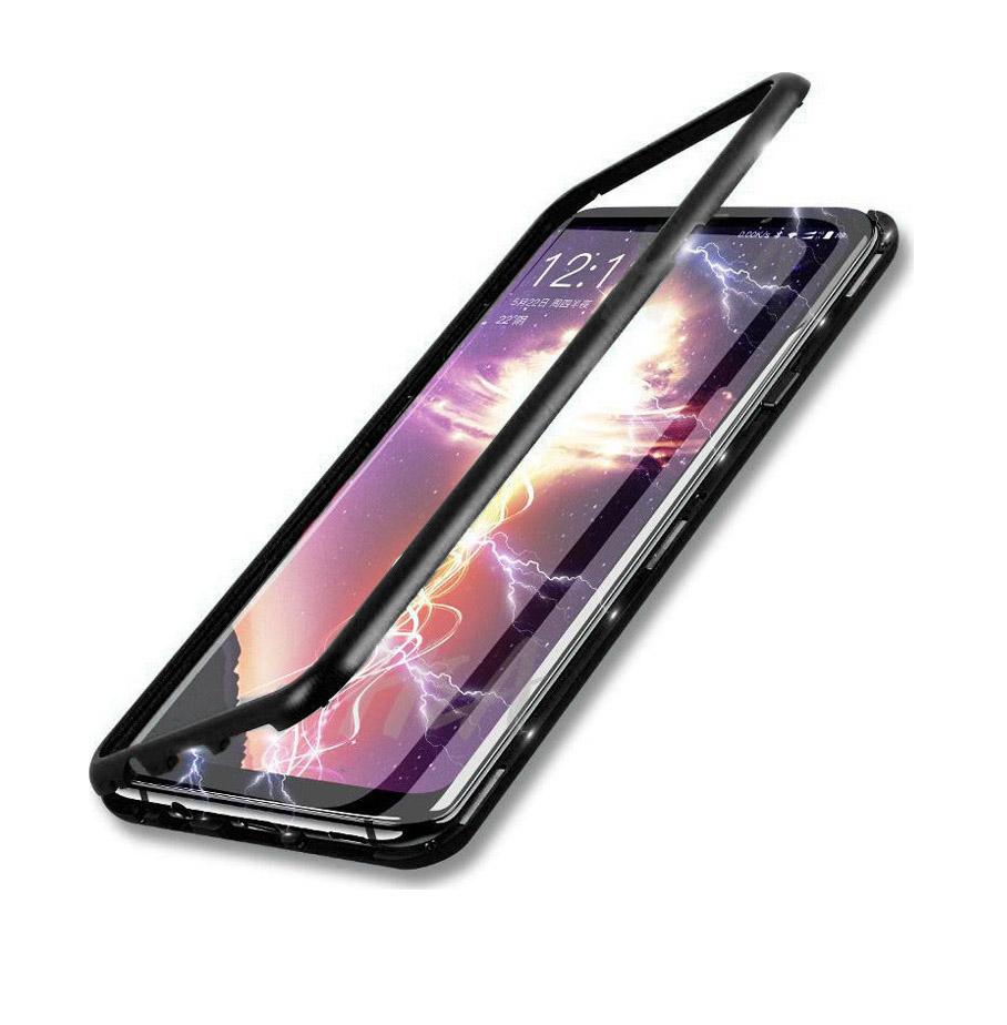Θήκη Magnetic 360 Case για Xiaomi Redmi Note 7 Black