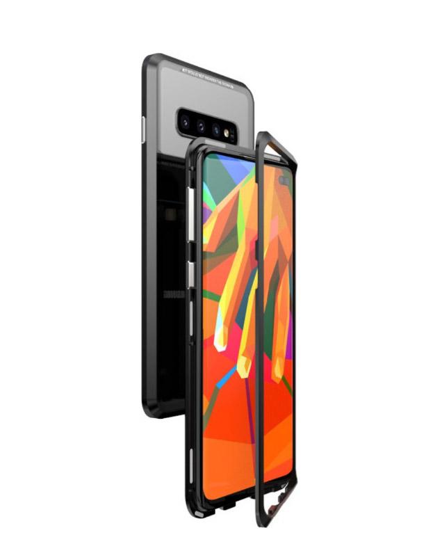 Θήκη Magnetic 360 Case για Samsung Galaxy S10 Plus Black