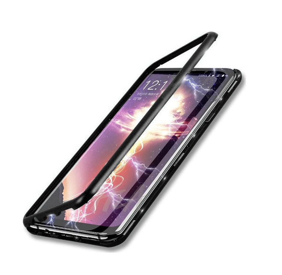 Θήκη Magnetic 360 Case για Huawei 30 LIte Black