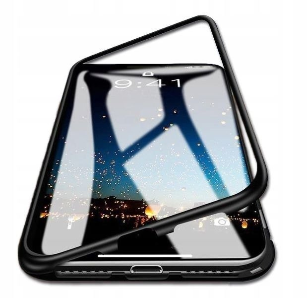 Θήκη Magnetic 360 Case για Huawei P40 Lite Black