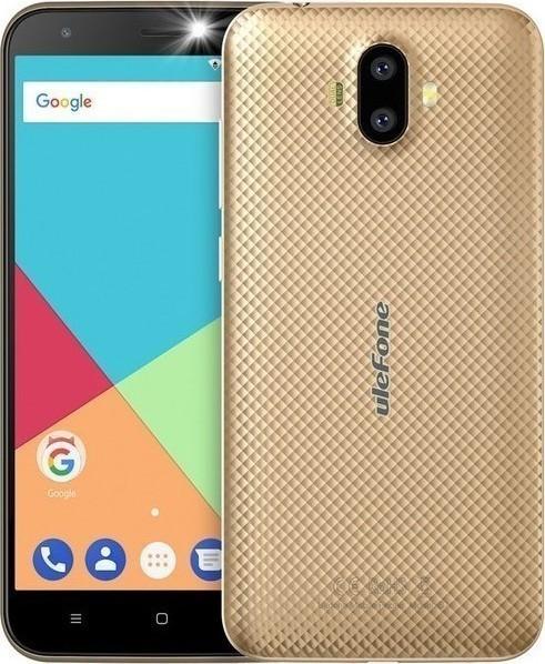 Ulefone S7 16GB Dual Gold ΕU (Δώρο Θήκη) Πληρωμή έως 12 δόσεις
