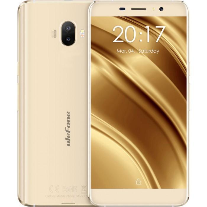 Ulefone S8 16GB Dual Gold EU (Περιλαμβάνει Θήκη) Πληρωμή έως 12 δόσεις