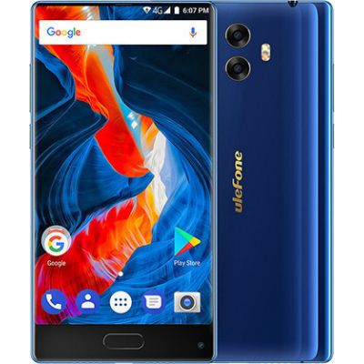 Ulefone Mix S 16GB Dual Blue EU (Δώρο Screen Protector + Θήκη + Ring Holder 360°)  Πληρωμή έως 12 δόσεις