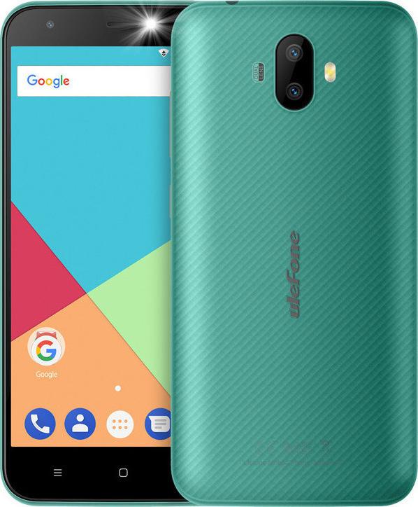 Ulefone S7 8GB Dual Turquoise EU Πληρωμή έως 12 δόσεις