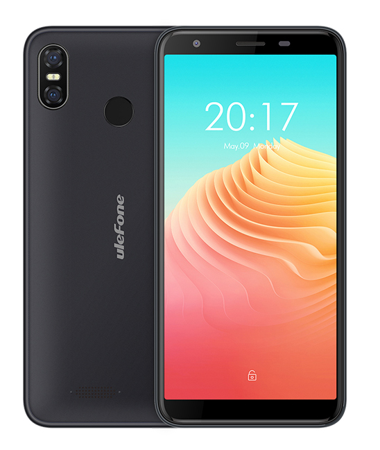 Ulefone S9 Pro 16GB Dual Black Πληρωμή έως 24 δόσεις