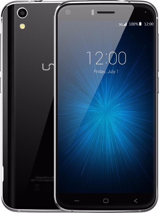 Umi London Dual 3G 8GB Black