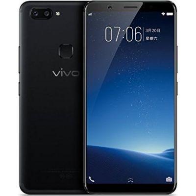 Vivo X20 64GB Dual Black Πληρωμή έως 12 δόσεις