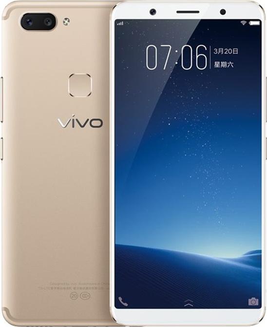 Vivo X20 64GB Dual Gold Πληρωμή έως 12 δόσεις