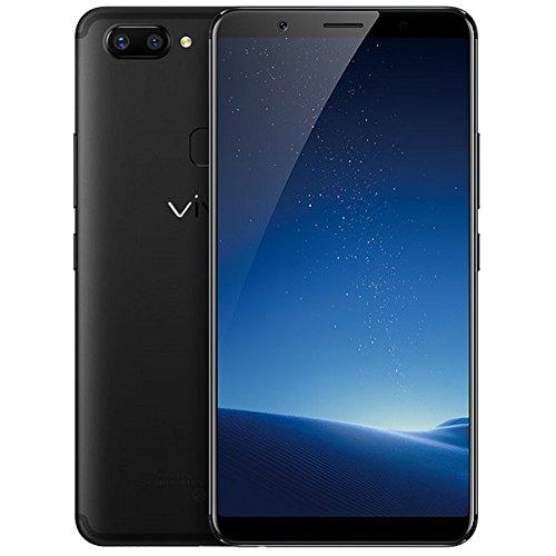 Vivo X20 Plus 64GB Dual Black (Αγγλικό Μενού) Πληρωμή έως 24 δόσεις