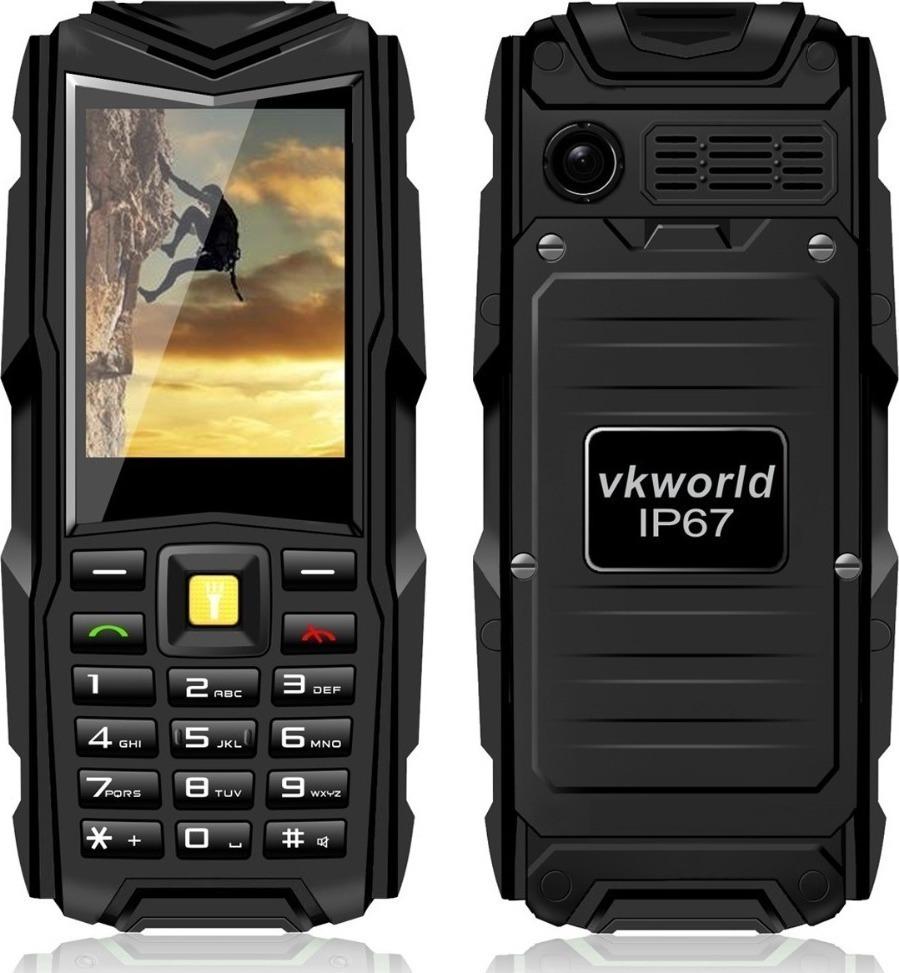 VKworld New Stone V3 Black Grey
