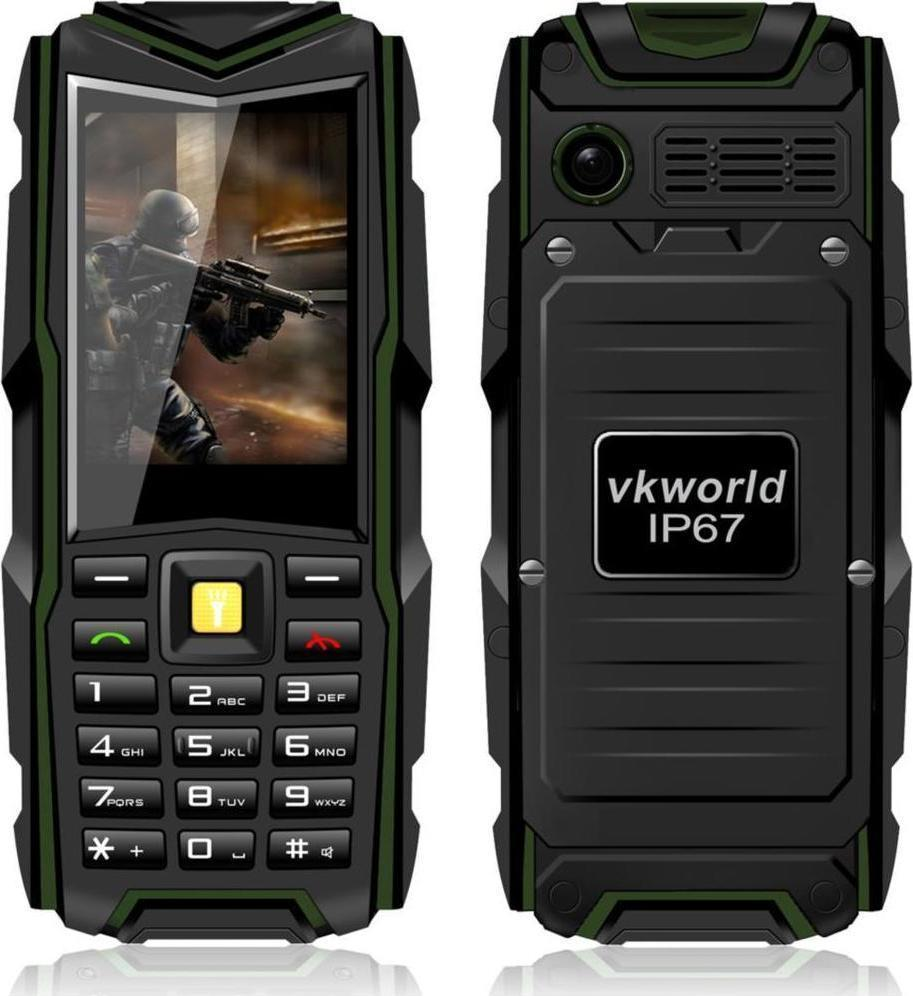 VKworld New Stone V3 Black Green