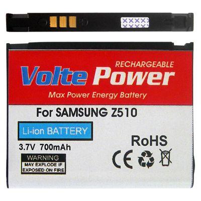 ΜΠΑΤΑΡΙΑ SAMSUNG Z510 700mAh Li-ion VoltePower