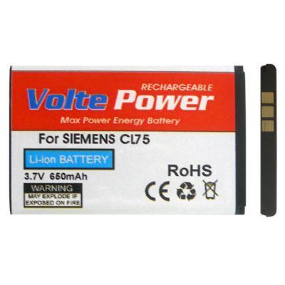ΜΠΑΤΑΡΙΑ SIEMENS CL75 650mAh Li-ion VoltePower