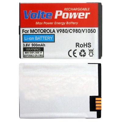 ΜΠΑΤΑΡΙΑ MOTOROLA V980/V1050 900mAh Li-ion (BT-60) VoltePower