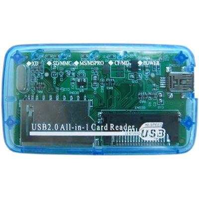 CARD READER 23 ΣΕ 1 USB 2.0 CR001
