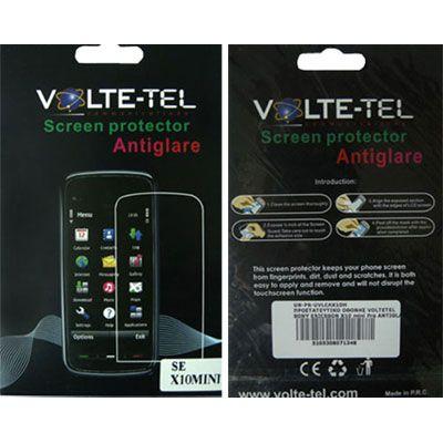 """VOLTE-TEL SCREEN PROTECTOR SONY ERICSSON mini X10 2.55"""" ANTIGLARE"""