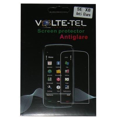 """VOLTE-TEL SCREEN PROTECTOR SONY ERICSSON XPERIA X83.0"""" ANTIGLARE"""