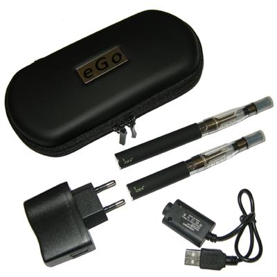 ΗΛΕΚΤΡΟΝΙΚΟ ΤΣΙΓΑΡΟ EGO-C4 1100+750mAh+BAG L USB+TRAVEL