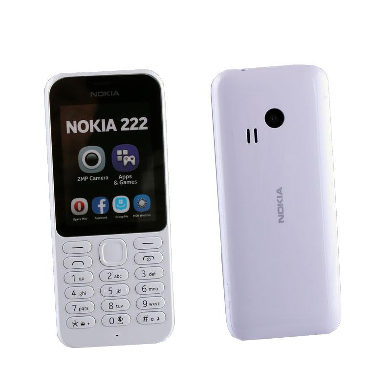DUMMIES NOKIA 222 WHITE OR