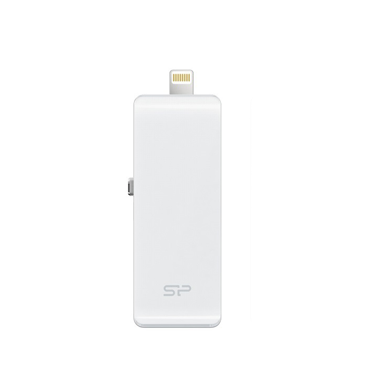 SILICON POWER USB X DRIVE APPLE 64GB USB 3.0+OTG Z30 SP064GBLU3Z30V1W