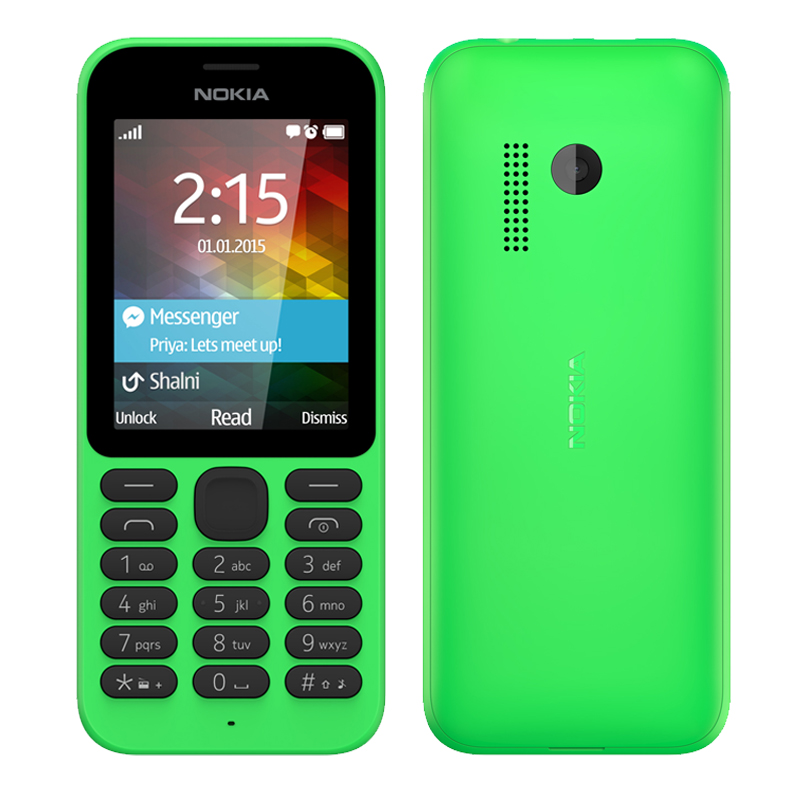DUMMIES NOKIA 215 DUAL BRIGHT GREEN OR