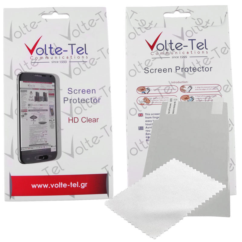 "VOLTE-TEL SCREEN PROTECTOR ONEPLUS 3 5.5"" CLEAR"