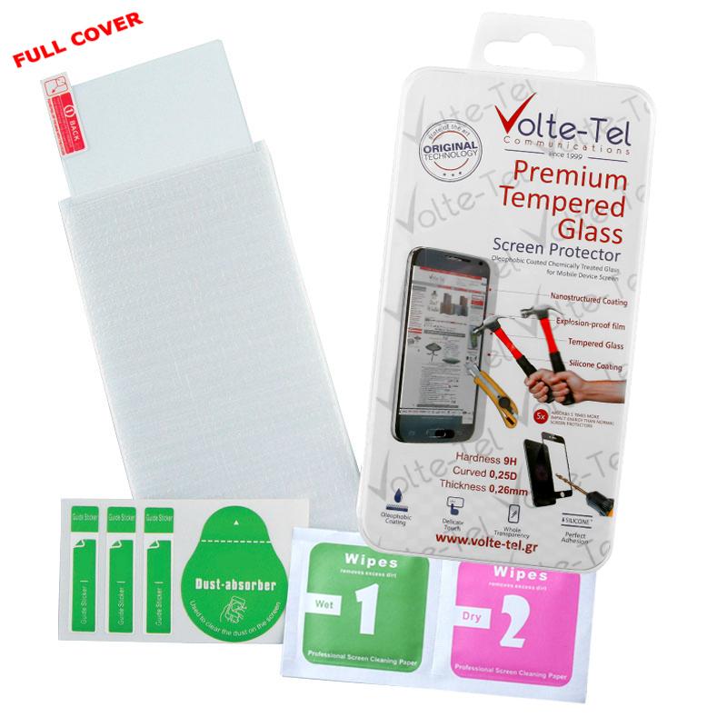 """VOLTE-TEL TEMPERED GLASS LG V20 5.7"""" 9H 0.26mm 2.5D FULL GLUE FULL COVER"""