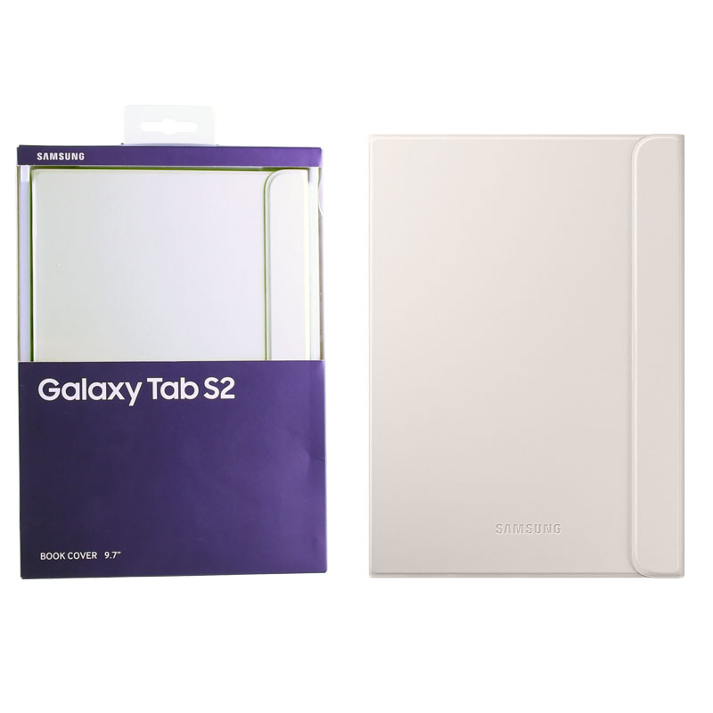 "ΘΗΚΗ SAMSUNG T810 GALAXY TAB S2 9.7""EF-BT810 BOOK COVER WHITE OR"