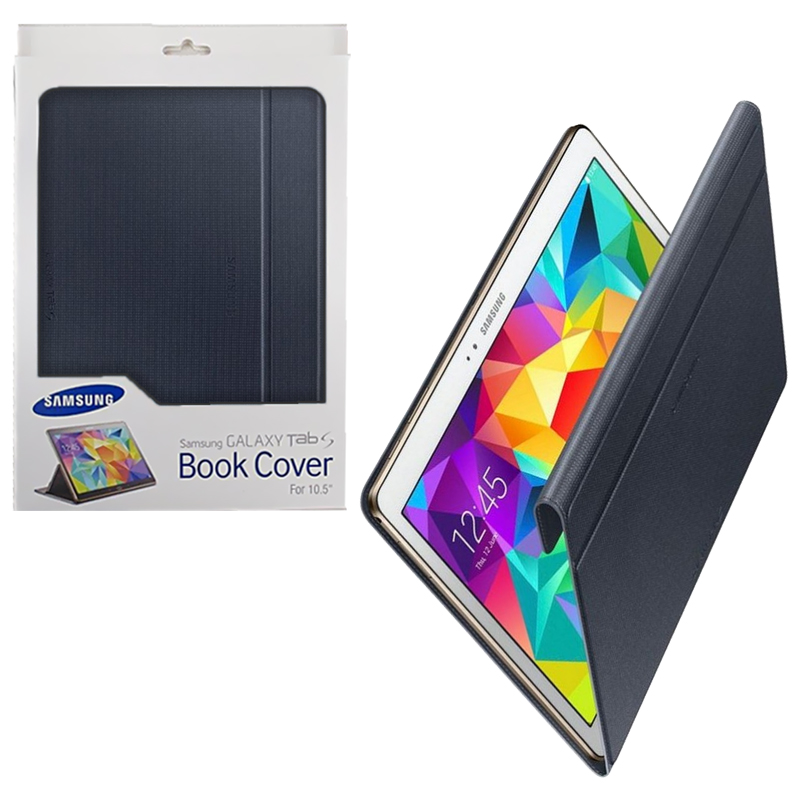 ΘΗΚΗ SAMSUNG T800 GALAXY TAB S 10.5 EF-BT800 BOOK COVER BLACK OR
