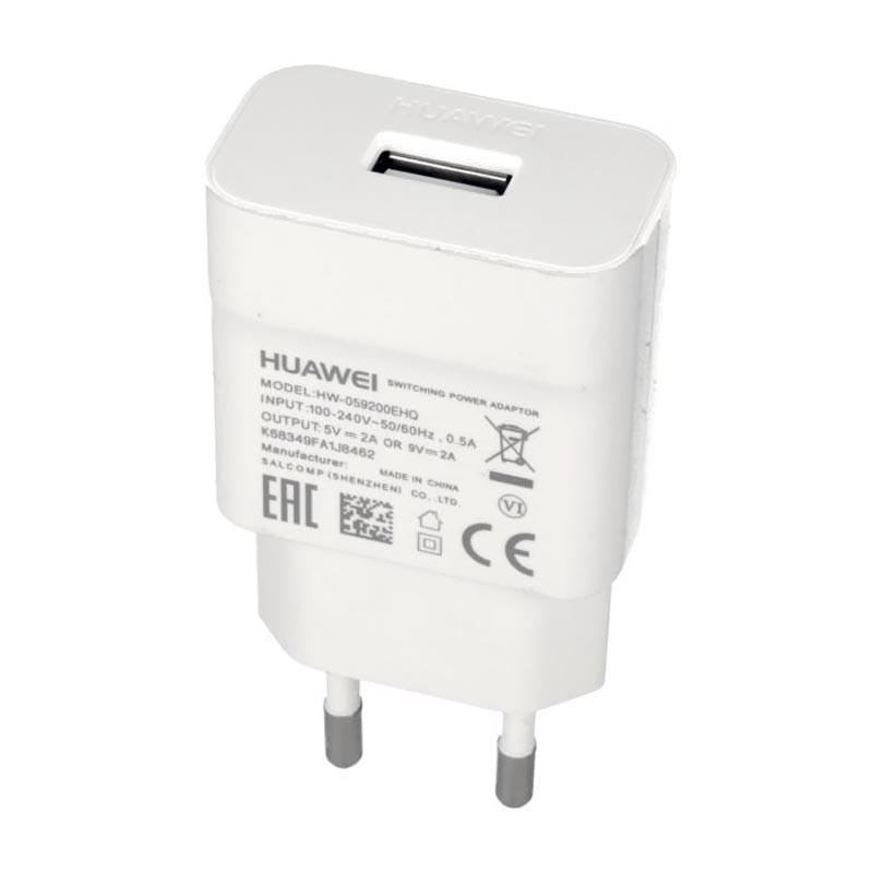 TRAVEL HUAWEI 059200EHQ FAST USB 5.0V 2000mA WHITE BULK OR
