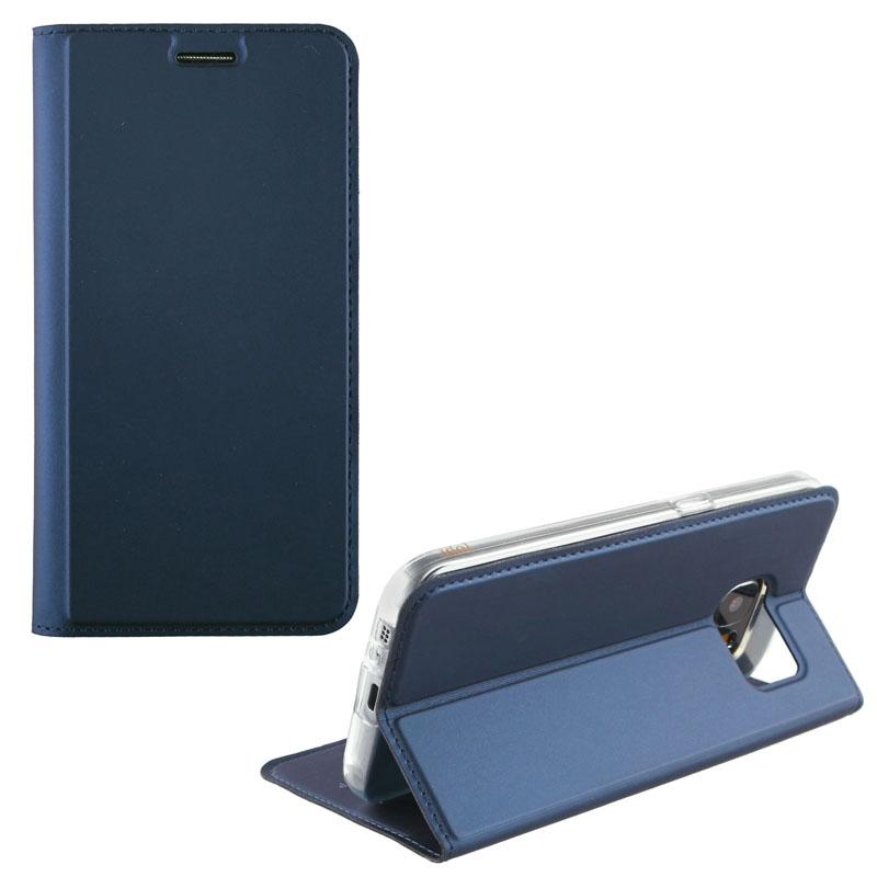 """IDOL 1991 ΘΗΚΗ SONY XPERIA L2 5.5"""" PRIME MAGNET BOOK STAND DARK BLUE"""
