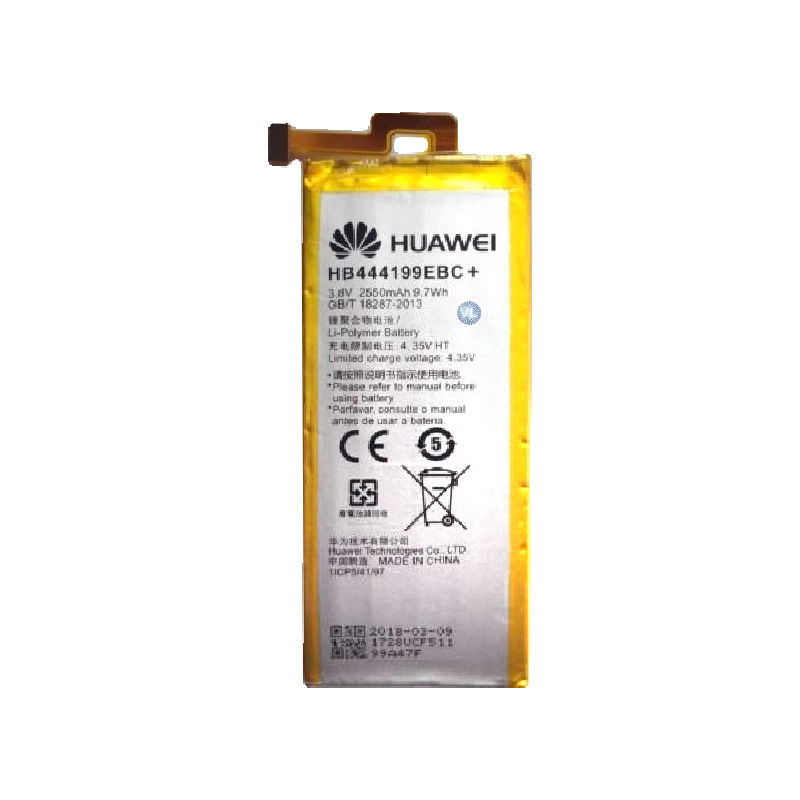 ΜΠΑΤΑΡΙΑ HUAWEI HB444199EBC+ HONOR 4C 2550 mAh BULK OR