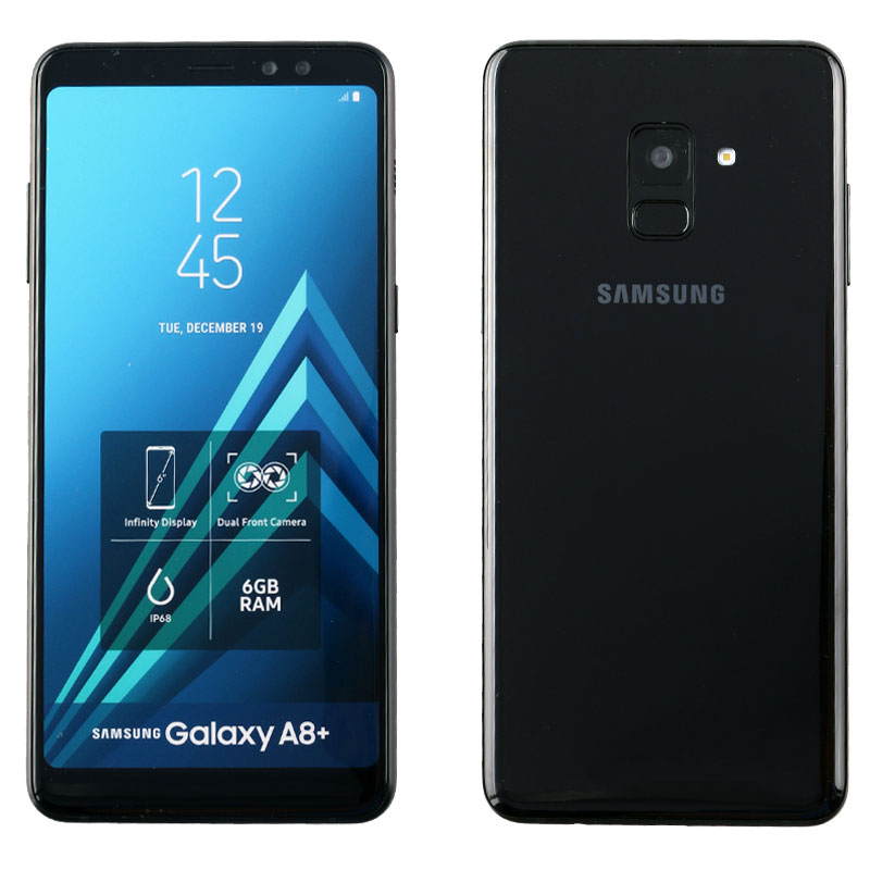 DUMMIES SAMSUNG A730 GALAXY A8 PLUS 2018 BLACK