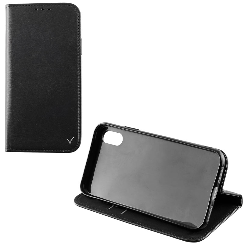 "VOLTE-TEL ΘΗΚΗ HUAWEI Y6 2018/HONOR 7A 5.7"" POCKET MAGNET BOOK STAND BLACK"