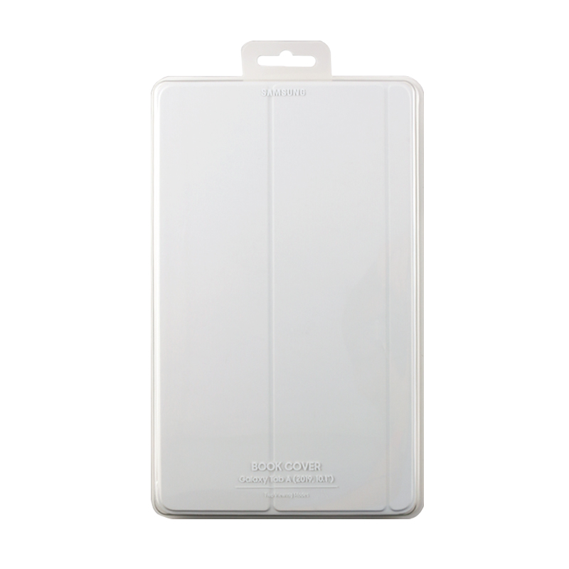 "ΘΗΚΗ SAMSUNG T510/T515 TAB A 2019 10.1"" BOOK COVER EF-BT510CWEGWW WHITE PACKING OR"