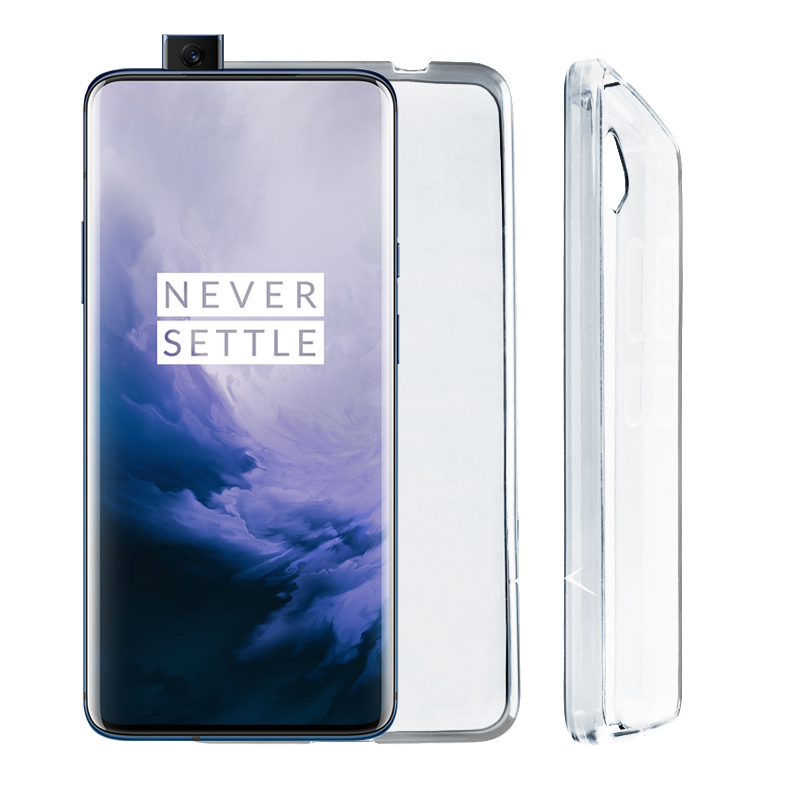 "VOLTE-TEL ΘΗΚΗ ONEPLUS 7 PRO 6.67"" SLIMCOLOR AIR TPU ΔΙΑΦΑΝΗ"