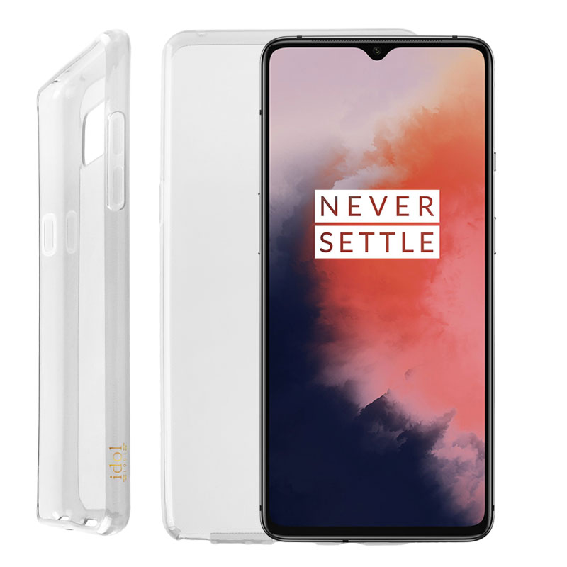 "IDOL 1991 ΘΗΚΗ ONEPLUS 7T 6.55"" AIR SLIM TPU ΔΙΑΦΑΝΗ"