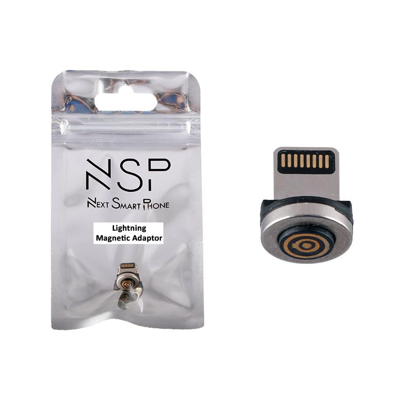 NSP LIGHTNING ADAPTOR MAGNETIC FOR NSC02