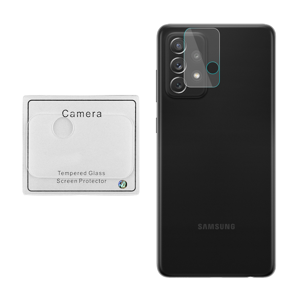 """VOLTE-TEL TEMPERED GLASS SAMSUNG A72 5G A726 6.7"""" 9H 0.30mm FOR CAMERA"""