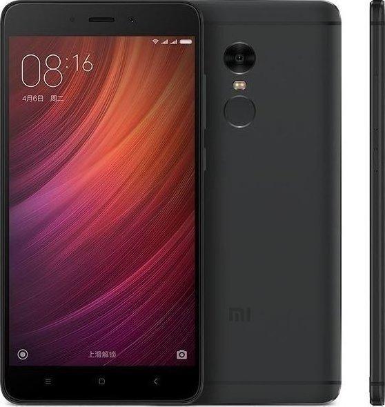 Xiaomi Redmi Note 4X (Snapdragon) 32GB Dual Black (Ελληνικό Μενού) (Δώρο Tempered Glass + Θήκη) Πληρωμή έως 12 δόσεις