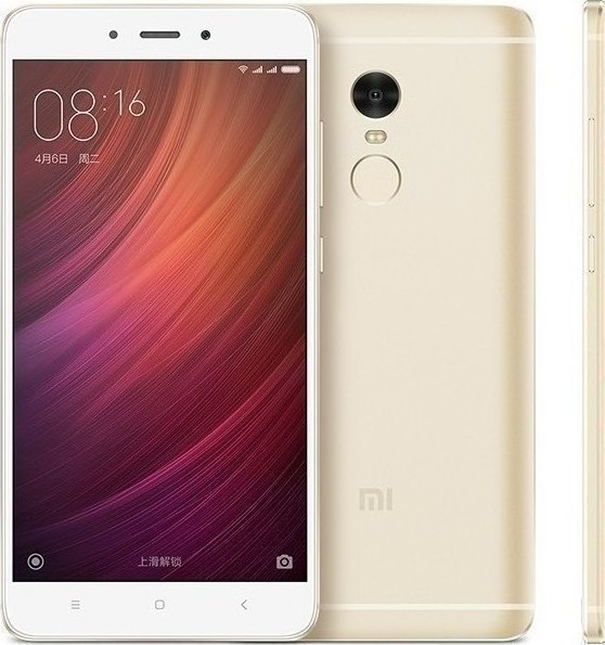 Xiaomi Redmi Note 4X (Snapdragon) 32GB Dual Gold (Ελληνικό Μενού) (Δώρο Tempered Glass + Θήκη)
