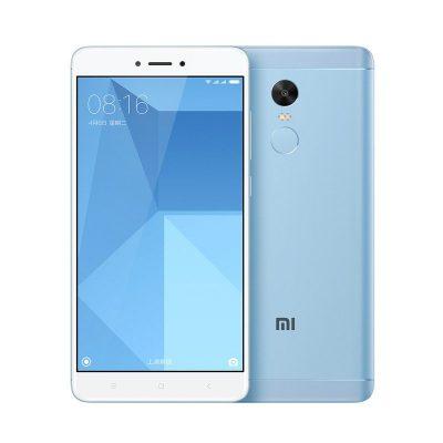 Xiaomi Redmi Note 4X (Snapdragon) 32GB Dual Blue (Ελληνικό Μενού) (Δώρο Tempered Glass + Θήκη) Πληρωμή έως 12 δόσεις