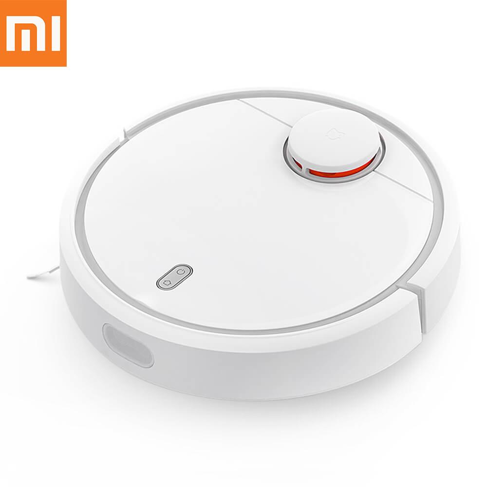 Xiaomi Mi Robot Vacuum Cleaner (5200mAh) - Λευκή