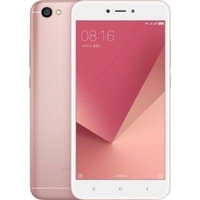 Xiaomi Redmi Note 5a Standard 16GB Dual Pink (Ελληνικό Μενού) (Δώρο Tempered Glass) Πληρωμή έως 12 δόσεις