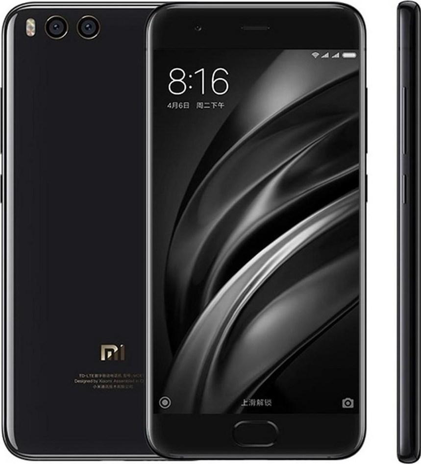 Xiaomi Mi 6 128GB Dual Ceramic Black (Ελληνικό Μενού) (Δώρο Tempered Glass + Θήκη) Πληρωμή έως 12 δόσεις