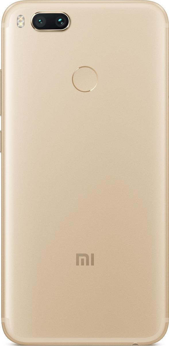 Xiaomi Mi A1 32GB Dual Gold (Ελληνικό Μενού - Global Version) (Δώρο Tempered Glass + Θήκη) Πληρωμή έως 12 δόσεις