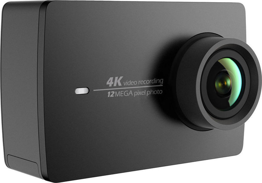 Yi Technology 4K Action Camera Black